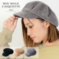 ONE 4 PREMIUM(ワンフォープレミアム )の帽子/キャスケット