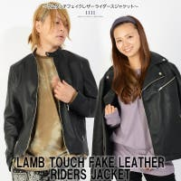 ONE 4 PREMIUM(ワンフォープレミアム )のアウター(コート・ジャケットなど)/ライダースジャケット