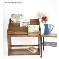 FIVE HUNDRED WORKS. (ファイブハンドレッドワークス)の収納・家具/本棚・ラック・シェルフ