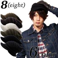 8(eight) (エイト)の帽子/キャスケット