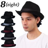 8(eight) (エイト)の帽子/ハット