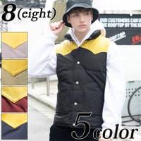 8(eight) (エイト)のアウター(コート・ジャケットなど)/ダウンベスト