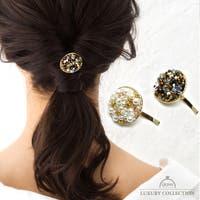 9am jewelry&accessory | ポニーフック ヘアカフス パール ビジュー ヘアアクセサリー ヘアゴム 結婚式 シンプル