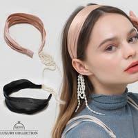 9am jewelry&accessory(ナインエイエムジュエリーアンドアクセサリー)のヘアアクセサリー/カチューシャ