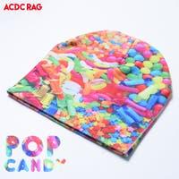 ACDCRAG(エーシーディーシーラグ)の帽子/ニット帽
