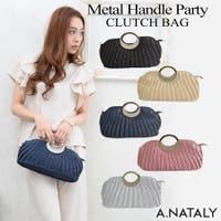 A.NATALY(アナタリー)のバッグ・鞄/パーティバッグ