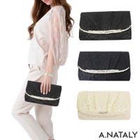 A.NATALY(アナタリー)のバッグ・鞄/クラッチバッグ