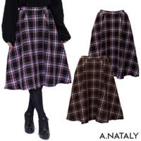 A.NATALY(アナタリー)のスカート/フレアスカート