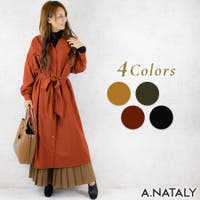 A.NATALY(アナタリー)のワンピース・ドレス/シャツワンピース