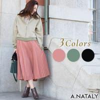 A.NATALY(アナタリー)のスカート/プリーツスカート