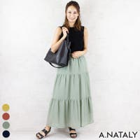 A.NATALY(アナタリー)のスカート/ティアードスカート