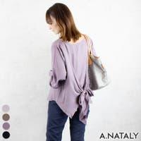A.NATALY(アナタリー)のトップス/ブラウス