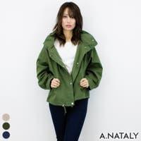 A.NATALY(アナタリー)のアウター(コート・ジャケットなど)/マウンテンパーカー
