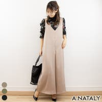 A.NATALY(アナタリー)のパンツ・ズボン/オールインワン・つなぎ