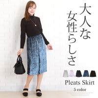 Afelice(アフェリーチェ )のスカート/プリーツスカート