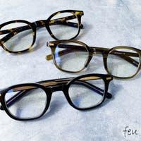feu(フゥー)の小物/メガネ
