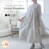 A Happy Marilyn(アハッピーマリリン)のワンピース・ドレス/シャツワンピース