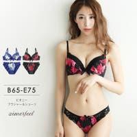 aimerfeel(エメフィール)のインナー・下着/ブラ&ショーツセット