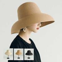 aimoha (アイモハ)の帽子/麦わら帽子・ストローハット・カンカン帽