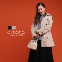 aimoha (アイモハ)のアウター(コート・ジャケットなど)/トレンチコート