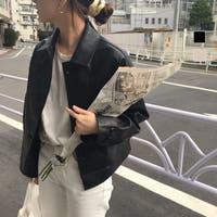 AMELY(エメリー)のアウター(コート・ジャケットなど)/ライダースジャケット