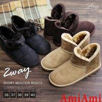AmiAmi(アミアミ)のシューズ・靴/ムートンブーツ