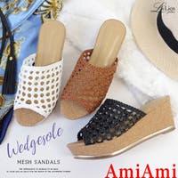 AmiAmi(アミアミ)のシューズ・靴/サボサンダル