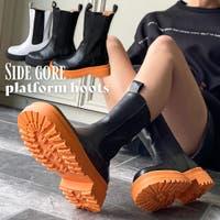 JUNOAH(ジュノア )のシューズ・靴/サイドゴアブーツ