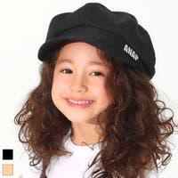 ANAP KIDS & ANAP GiRL(アナップキッズ)の帽子/キャスケット
