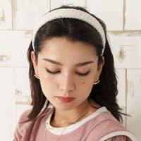 ANAP(アナップ)のヘアアクセサリー/カチューシャ