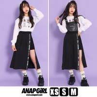 ANAP KIDS & ANAP GiRL(アナップキッズ&アナップガール)のワンピース・ドレス/サロペット
