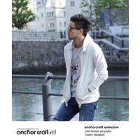 anchor craft (アンカークラフト)のトップス/パーカー