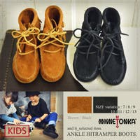 and it kids(アンドイットキッズ)のシューズ・靴/ショートブーツ