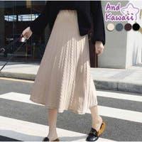 And Kawaii(アンドカワイイ)のスカート/ロングスカート・マキシスカート