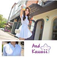 And Kawaii(アンドカワイイ)のワンピース・ドレス/ワンピース