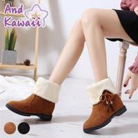 And Kawaii(アンドカワイイ)のシューズ・靴/ショートブーツ