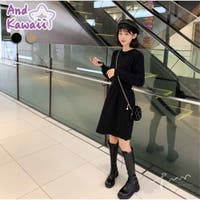 And Kawaii(アンドカワイイ)のワンピース・ドレス/ニットワンピース