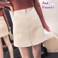 And Kawaii(アンドカワイイ)のスカート/ミニスカート