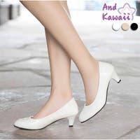 And Kawaii(アンドカワイイ)のシューズ・靴/パンプス