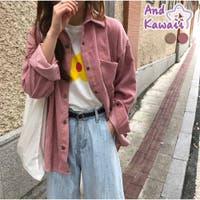 And Kawaii(アンドカワイイ)のトップス/シャツ