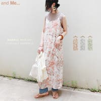 and Me(アンドミー)のワンピース・ドレス/キャミワンピース