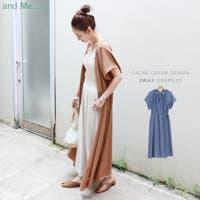 and Me(アンドミー)のワンピース・ドレス/ワンピース