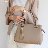 and Me(アンドミー)のバッグ・鞄/ハンドバッグ