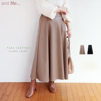 and Me(アンドミー)のスカート/ロングスカート・マキシスカート