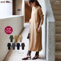 and Me(アンドミー)のワンピース・ドレス/ニットワンピース