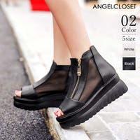 ANGELCLOSET(エンジェルクローゼット)のシューズ・靴/サイドゴアブーツ