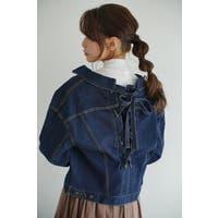AN-closet (アンクローゼット)のアウター(コート・ジャケットなど)/デニムジャケット