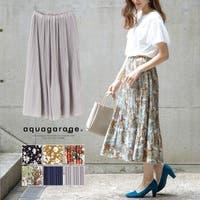 aquagarage(アクアガレージ)のスカート/プリーツスカート