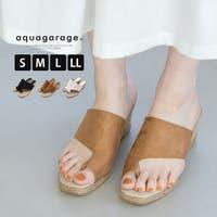 aquagarage(アクアガレージ)のシューズ・靴/トングサンダル