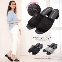 aquagarage(アクアガレージ)のシューズ・靴/サボサンダル
